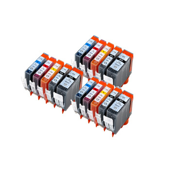 BLOOM PGI 525 CLI 526 compatible ink cartridge for canon PIXMA IP4850 IP4950 IX6550 MG5150 MG5250 MG5350 MG6150MG6250 Printer
