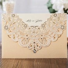 Wedding Invitation Sample Card and Freight Extra Fee Courier Fees