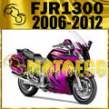 Motoegg ABS Fairing For FJR1300 FJR 1300 2006-2012 06-12 Purple Y36M22 Motorcycle ABS plastic