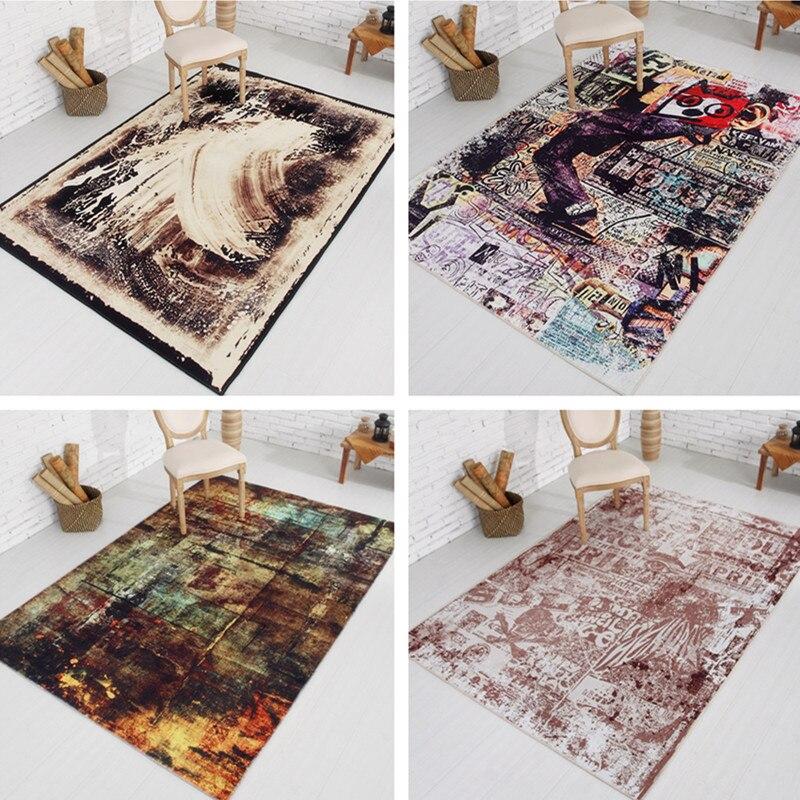 retro area rug - Area Carpets