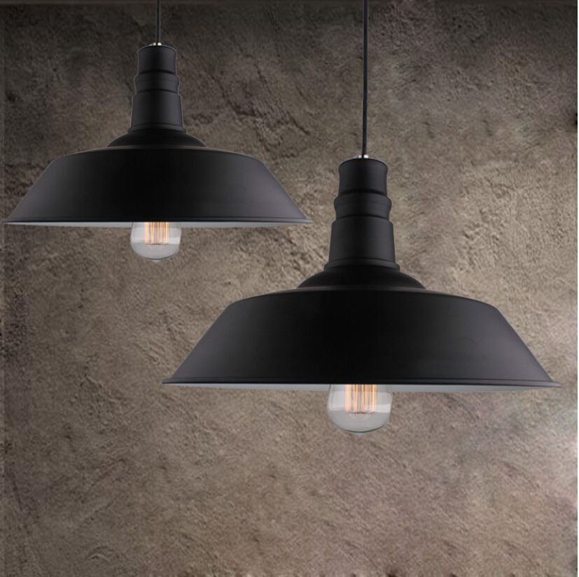cheap vintage lighting. loft industrial warehouse pot lid pendant lights american country lamps vintage lighting for bedroom home decoration cheap l