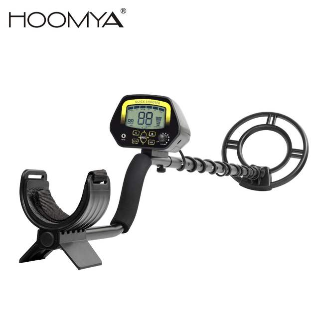 US 43 OFF Underground Metal Detector MD3030 Treasure Hunter LCD Display Adjustable Gold Finder Digger Under Shallow Water High Sensitivity In