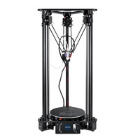 NEW T1 Delta DIY 3D Printer Kit 180*300*320mm Large Printer Size Support Intelligent Leveing Auto Change Filament