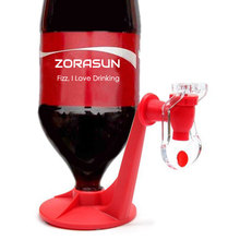 ZORASUN стакан для прохладительных напитков дозатор Сода газированные Fizz Saver холодильник 2 литра безалкогольные напитки дозатор для дома вечерние Пикник