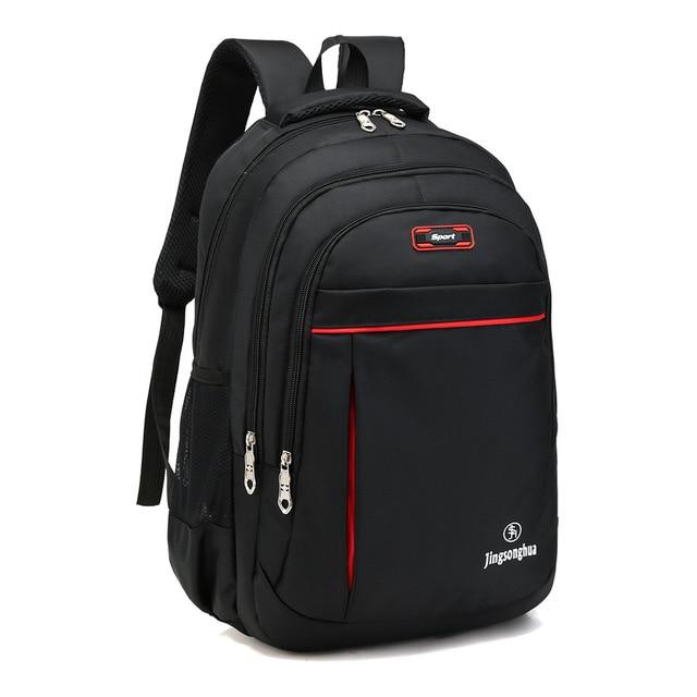 New shoulder bag Oxford cloth business computer backpack men's fashion large capacity leisure travel bag student bag