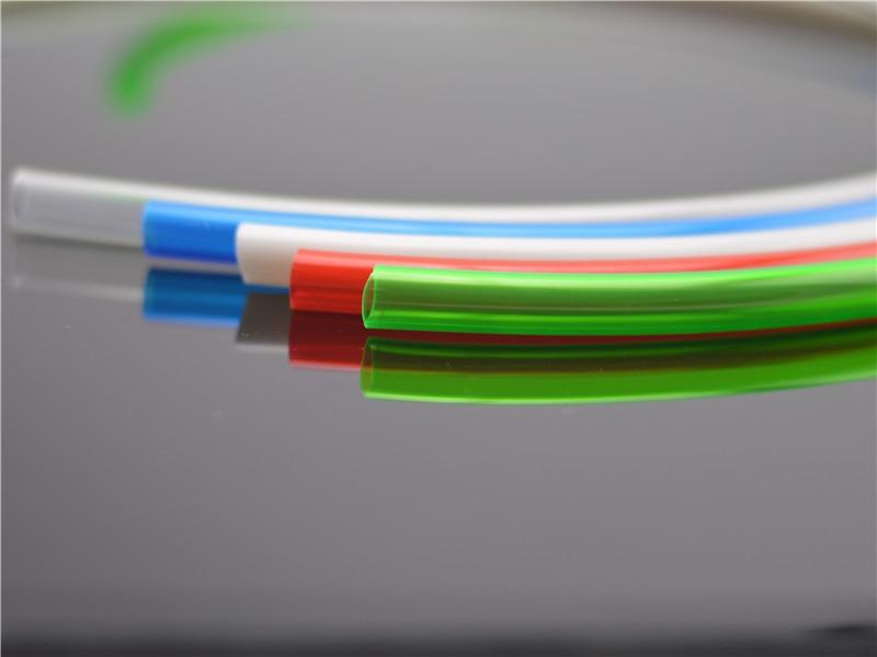 """FormulaMod Fm-3FBG, 3/8 """"ID * 1/2"""" OD 10x13mm צינורות רכים, עבור מערכת קירור מים צינור צינור, 1 מטר / יח '"""
