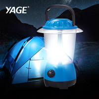 2018 Special Offer Real Cqc Lantern Yage Portable Light Led Camp Lantern led camping Flashligh Rechargeable EU/USA/UK Plug