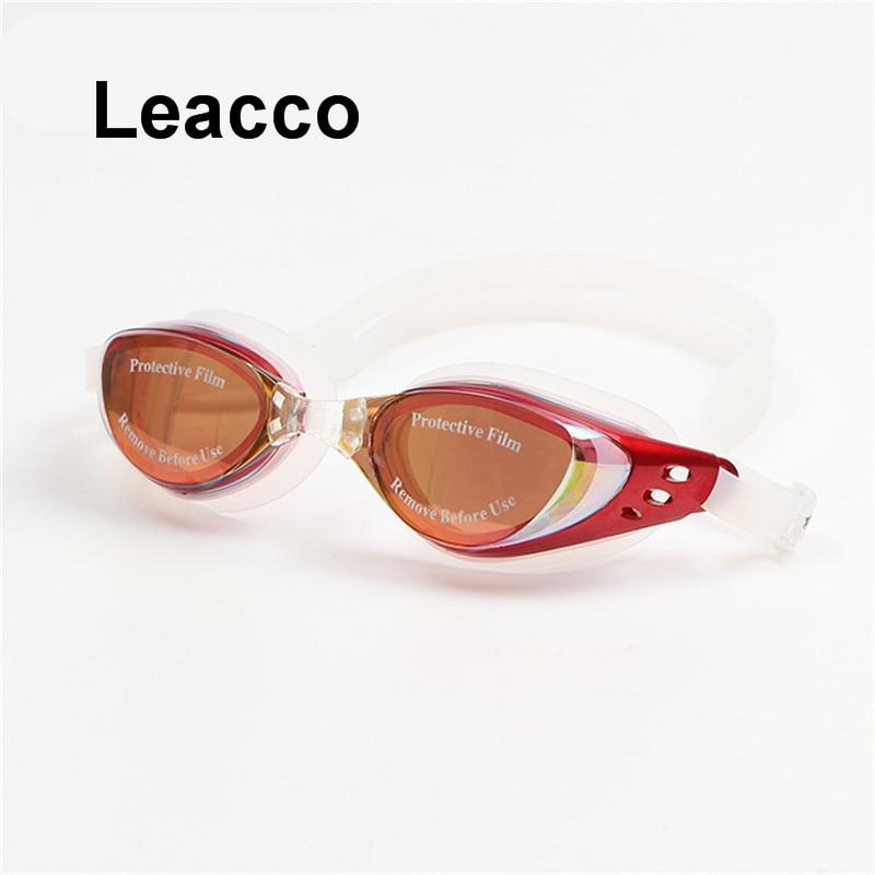 Reklama e të rriturve Syzet optike të miopisë për notim Swim - Veshje sportive dhe aksesorë sportive - Foto 5