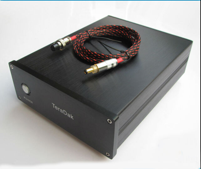 Teradak Wadia Di122 toroidal transformer HiFi linear power supply 5V 5A