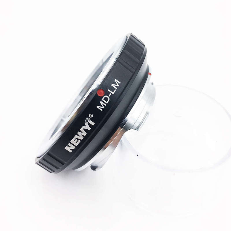 Image 3 - NEWYI MD LM Adapter For Minolta MD Lens To Leica LM Camera With TECHART LM EA7 Camera Lens Ring Accessories-in Lens Adapter from Consumer Electronics