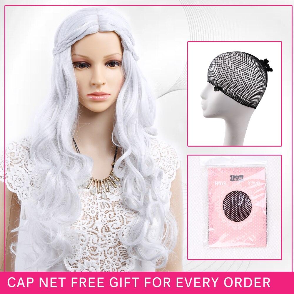 cosplay περούκα Νέο παιχνίδι άφιξης των - Συνθετικά μαλλιά - Φωτογραφία 6