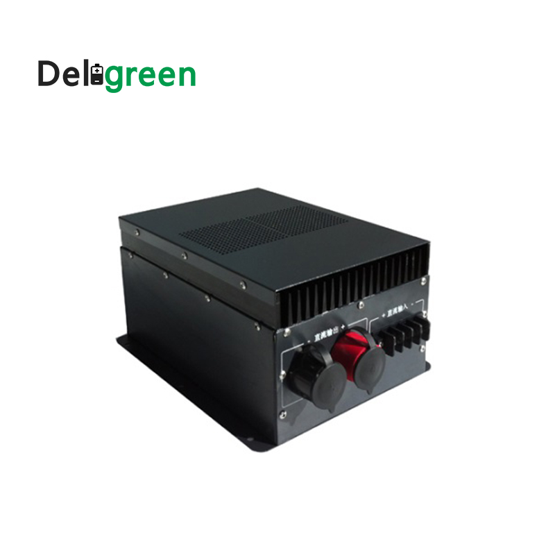 Deligreen DCDC Converter Power regulator Isolated IP65 400V till 750V Rated DC in 14V150A DC out dc shoes майка dc this way out ta tees black