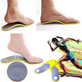 1Pair 3D Premium Orthotic Shoes Insoles for Plantar Fasciitis Arch Support Pad Sports Tailored Shock Absorption Foot Care Tools