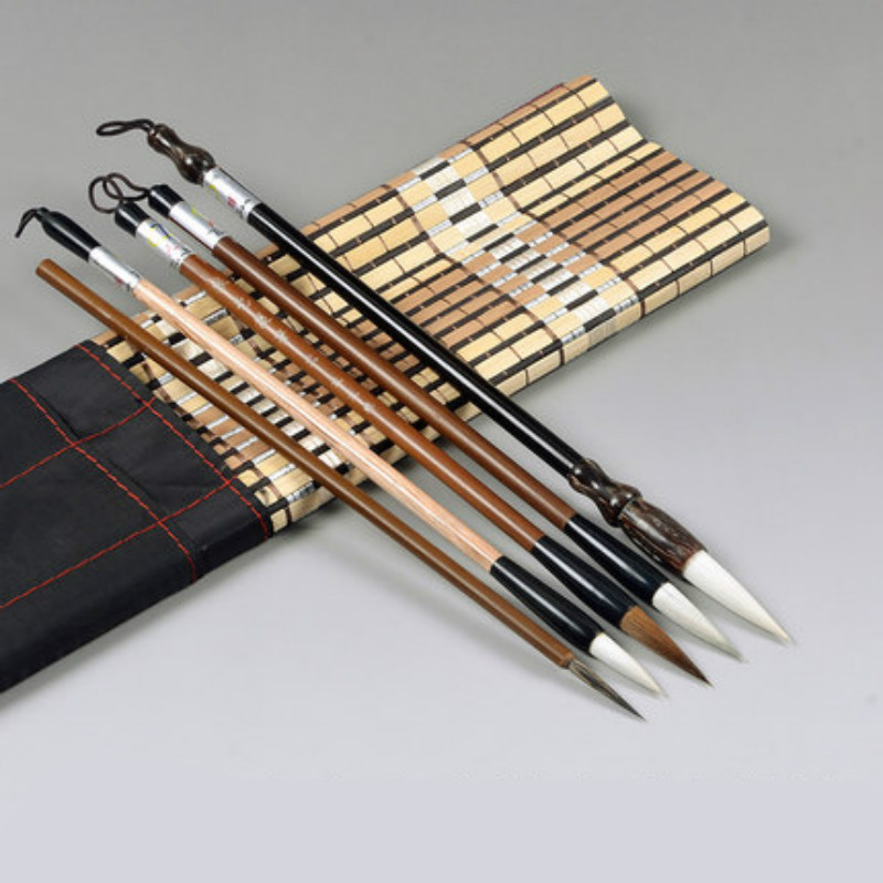 12pcs/lot Chinese Calligraphy Brushes Pen Chinese Painting Brush Pen Set Meticulous Painting Freehand Landscape Drawing Brushes 12pcs/lot Chinese Calligraphy Brushes Pen Chinese Painting Brush Pen Set Meticulous Painting Freehand Landscape Drawing Brushes