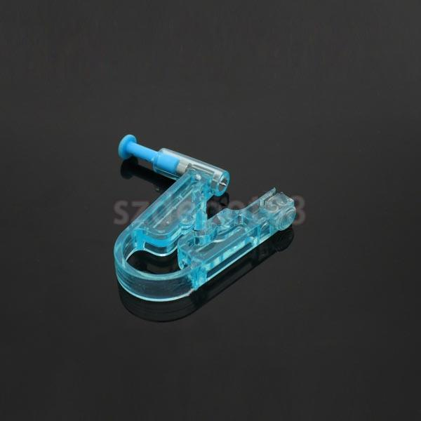 Brand New Healthy Asepsis Ear Stud Piercing Machine Pierce Kit Disposable