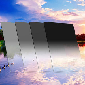 Image 1 - ZOMEI 100mm Gradual Neutral Density Square Filter ND2+4+8+16 for Cokin Z Series