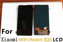 6.39 AMOLED LCD ต้นฉบับสำหรับ Xiaomi Mi9T จอแสดงผล Xiaomi 9T จอแสดงผล LCD Redmik20 LCD TOUCH ScreenDigitizer ASSEMBLY