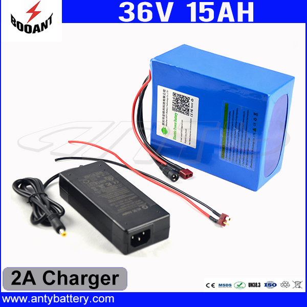 850W 36V 15AH Electric Bike Battery 36V For 8Fun Bafang Motor 18650 Cell With 2A Chraeger 30A BMS Lithium Battery Free Shipping 30a 3s polymer lithium battery cell charger protection board pcb 18650 li ion lithium battery charging module 12 8 16v