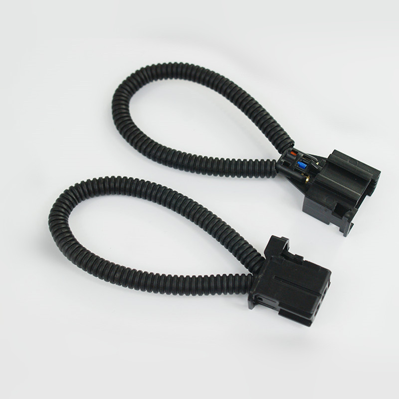 One Pair MOST Fiber Optic Loop Male & Female Connector for Audi / BMW / Mercedes etc.