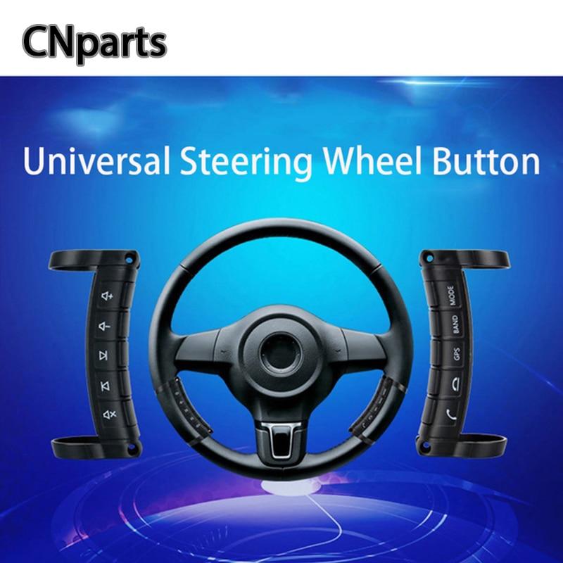 Accessoires de voiture universel sans fil couvre-volant contrôleur bouton pour BMW Suzuki Grand Vitara Swift SX4 Mitsubishi ASX