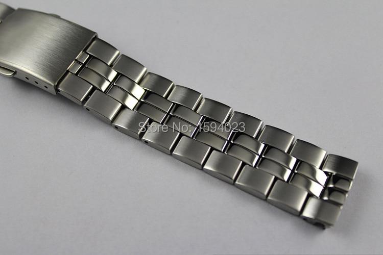 19mm T049417 T049407 T049410A Erkek modeller Watch Band T-KLASIK T049 - Saat Aksesuarları - Fotoğraf 3