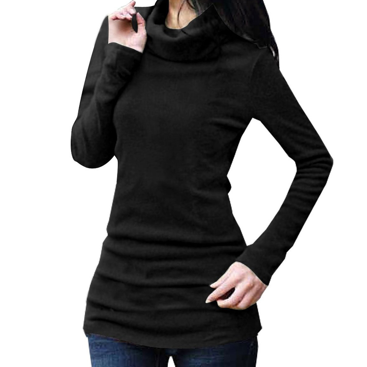 Popular Fitted Tunic Tops-Buy Cheap Fitted Tunic Tops lots from ...