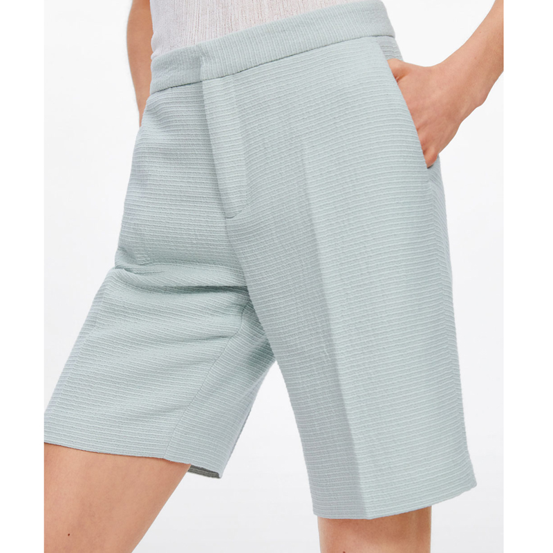 100% QualitäT Neue Stil Einfarbig Dünne Shorts Frauen Mode Hohe Taille Shorts Frauen Vintage Nette Shorts Weibliche Damen Dg03