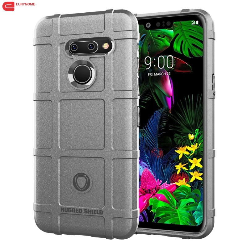 Case for <font><b>LG</b></font> G8 G8S <font><b>ThinQ</b></font> <font><b>V50</b></font> Case Silicone Shockproof Simple Armor Rugged Shield Matte Soft Cover for <font><b>LG</b></font> <font><b>V50</b></font> <font><b>ThinQ</b></font> G8 Case image