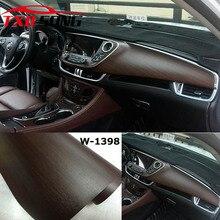 Film autocollant W1398 en PVC, Grain de bois, décoration intérieure, décoration intérieure, décoration intérieure, grain de bois