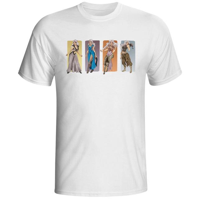 Game Of Thrones Comic Seven Kingdoms Men T-Shirt