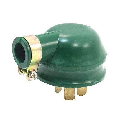 Flat Pin 1 Phase 3 Wire 1P3W Rewirable Industrial Plug 16A AC 250V Green silent wire ac 44 ag powercord 1 5m