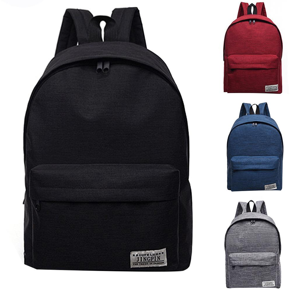 Fashion Casual Oxford Cloth Large Capacity Travel Shoulder Bag School Backpack Fashion Casual Oxford Cloth Large Capacity Travel Shoulder Bag School Backpack