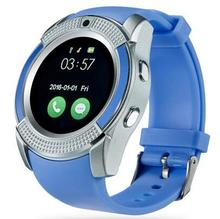V8 smart watch uhr unterstützung sim tf-karte kamera bluetooth für ios android telefon smartwatch uhr-handy