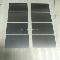 Cr chromium sputtering targets for PVD coating for automotive glass coating size 200 mm x 200 mm x10 mm wholesale