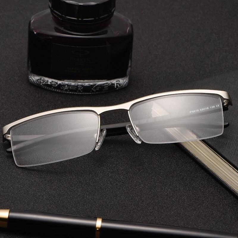 Image 3 - TR90 Reading Glasses  Computer Presbyopic Eyewear Multifocal Progressive Eyeglasses Anti Blue Light Glasses Men-in Men's Reading Glasses from Apparel Accessories