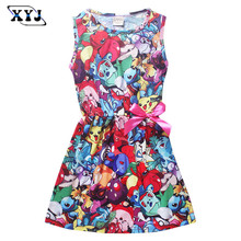 Dress Full Printing Pokemon
