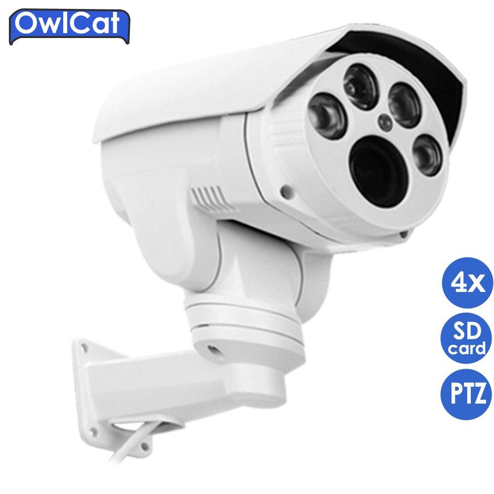 HI3516C SONY IMX222 HD 1080P 4X Optical Zoom 2 8 1mera IR Cut2mm Varifocal Lens PTZ