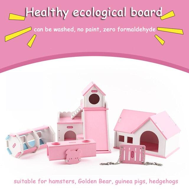 Охлаждающая комната для активного отдыха Kano хомяк медведь остров дом охлаждающее прохладное гнездо эко доска дом