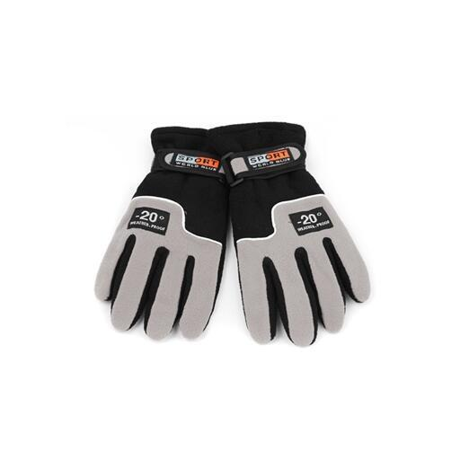 winter thickening ski gloves windproof and waterproof luva motoqueiro outdoor mountain sports motorcycle gloves