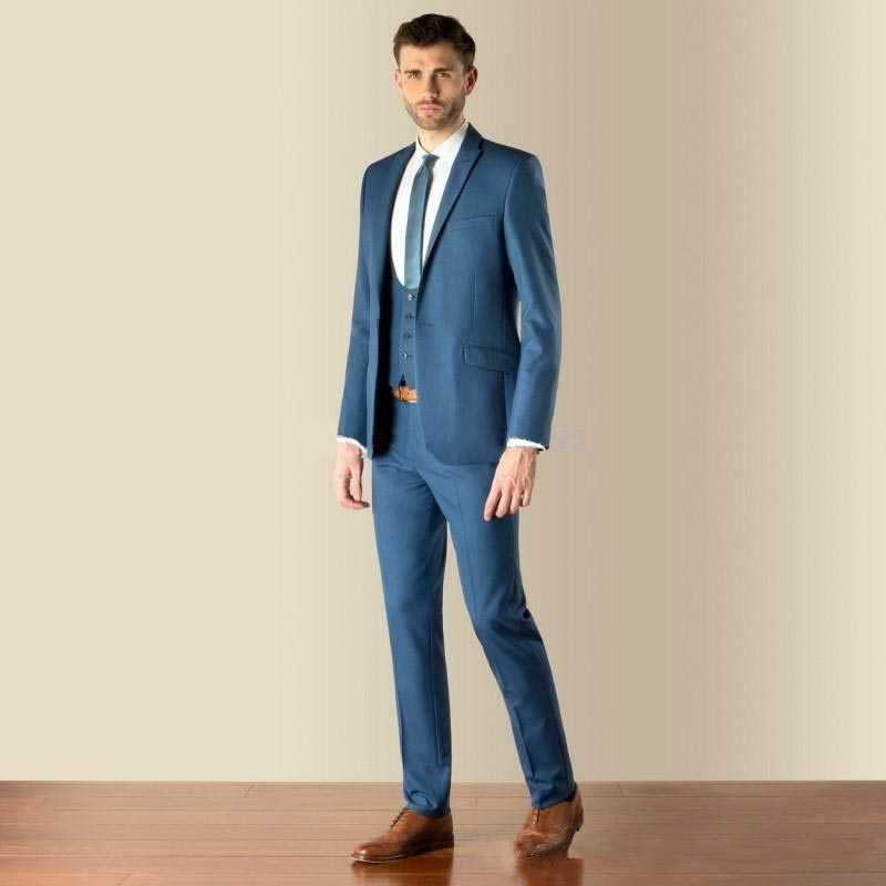 Popular Blue Black Suit-Buy Cheap Blue Black Suit lots from China