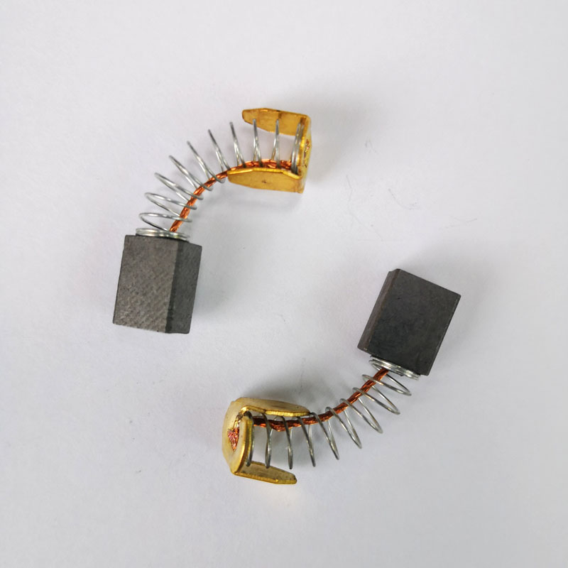 TASP Carbon Brushes 5x8x10mm 5 Pairs For Makita Electric Motors CB 52 CB 65 CB 72 CB 76 CB52 CB53 CB65 CB72 CB76