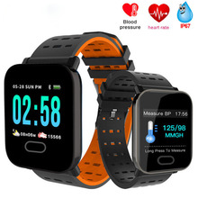 Smart Band Heart Rate Monitor Sport Fitness Tracker Wristband Sleep Bracelet for IOS Android Gifts