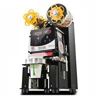 Máquina Da Selagem do Copo comercial 90/95mm Suco de Chá de Leite Manual E Automática Máquina De Papel Copo De Plástico de Vedação Capper