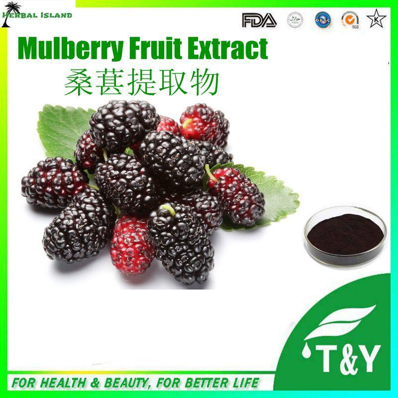 how to make mulberry extract