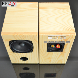 Image 2 - HIFIDIY LIVE 3 inch wood 15W*2 Passive 2.0 speakers HIFI Home/OFFICE desktop stereo audio Computer notebook speaker sound box A3