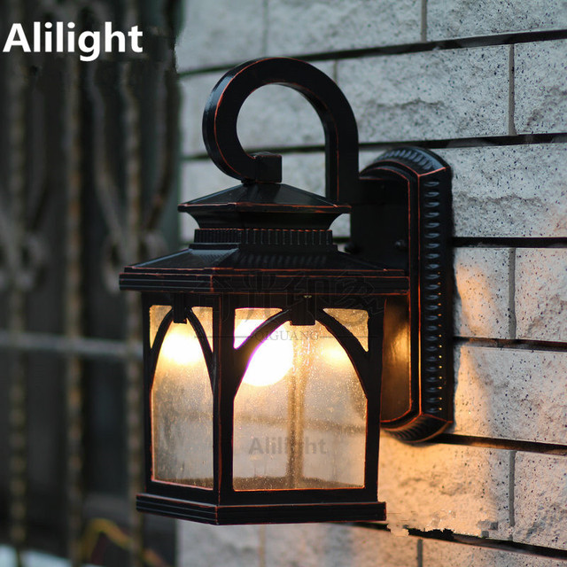Wall Mount Outdoor Lighting Wall light vintage outdoor lighting garden porch lights waterproof wall light vintage outdoor lighting garden porch lights waterproof balcony gazebo wall mounted lamp sconces home workwithnaturefo