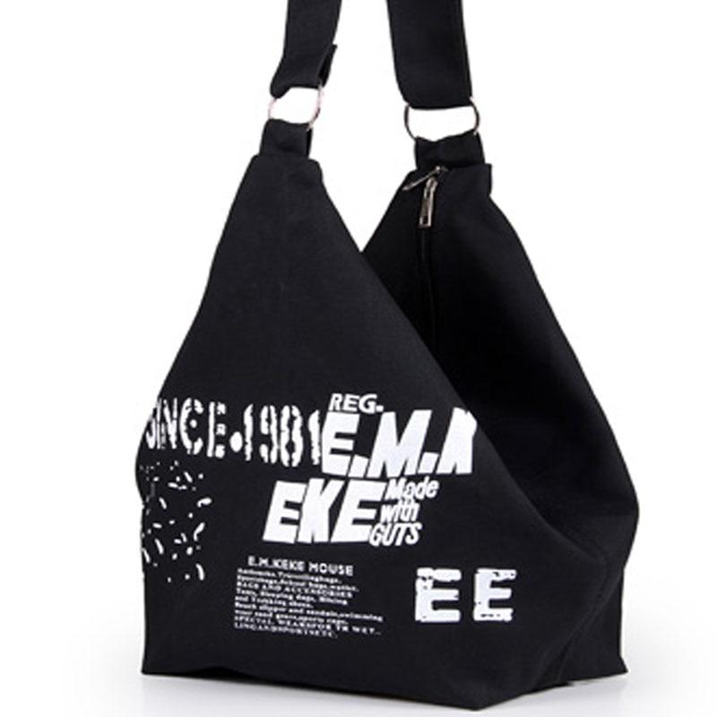 Canvas Women Messenger Bags Tote Crossbody Bags Shoulder Bags Leisure Women's Handbag Duffle Casual Bolsos Mujer Dollar Price