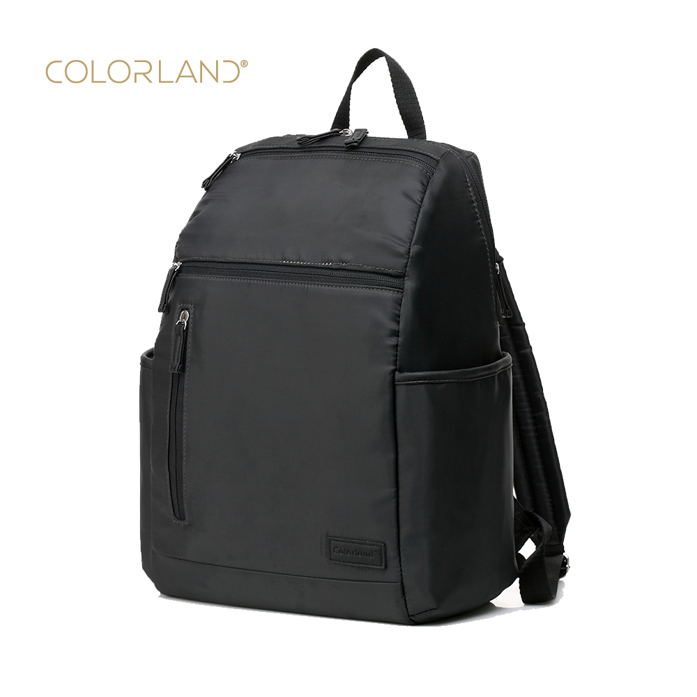 ФОТО COLORLAND Diaper bag Large Capacity Waterproof Insulated changing mat Multifunctional maternity Backpack Mommy baby Nappy bag