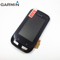 Original Complete LCD screen for GARMIN EDGE 1000 bicycle GPS LCD display Screen with Touch screen digitizer Repair replacement