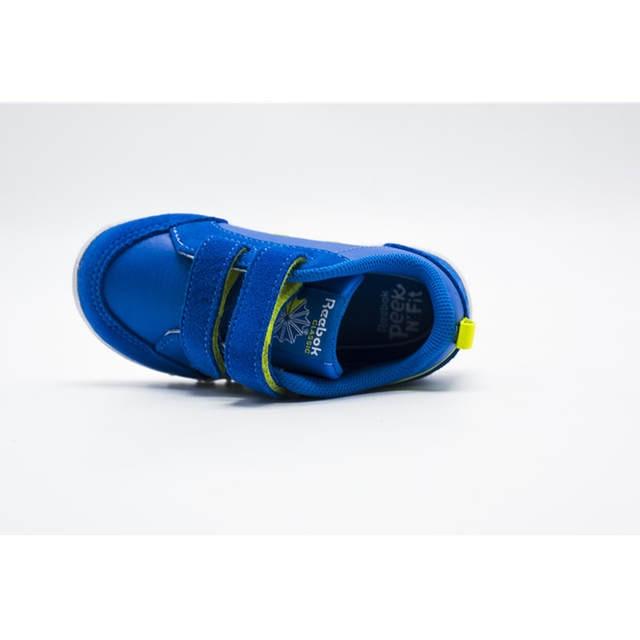 8c62af57d7048b REEBOK Original Running Kids Shoe Lightweight Damping Boys Casual Flat  Sport Baby Toddler Sneakers Children Brand